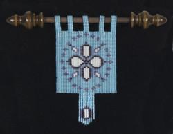 Beadwoven Banner