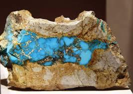 Utah Turquoise Birthstone