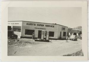 Alveys Super Service 1943 origional