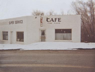 Historic Alvey Upper Cafe