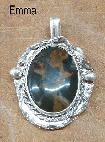 Silver by Emma
