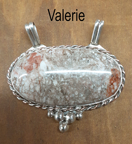 Silver by Valerie