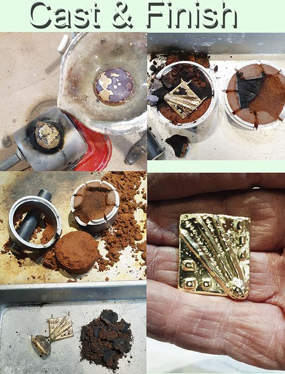 Delft Sand Casting